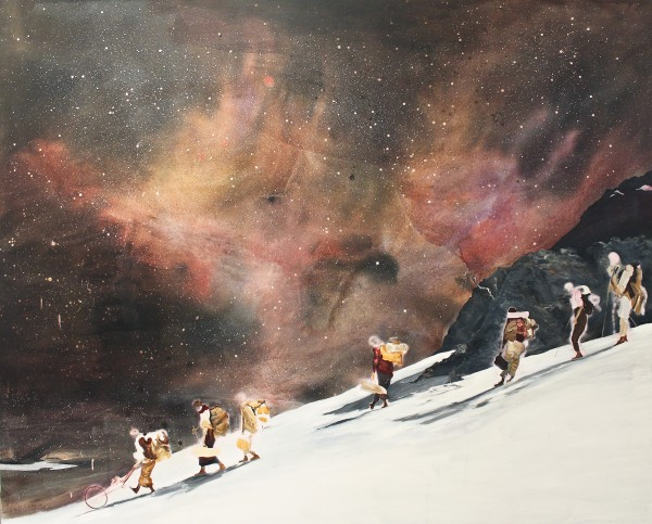 Geodesia (2014) av Hanna Kanto