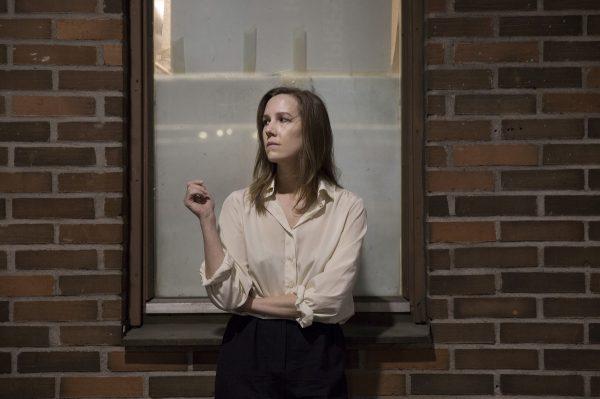 Linnea Axelsson, 2019 års mottagare av Norrlands litteraturpris i den skönlitterära klassen.